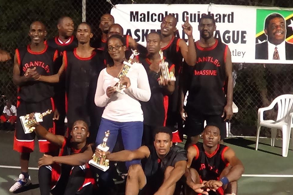 CG Massives are the 2014 Malcolm Guishard Champs