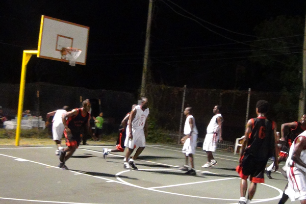 PJ'S Wins Knockout Tournament in 2013 Malcolm Guishard Memorial Tournament