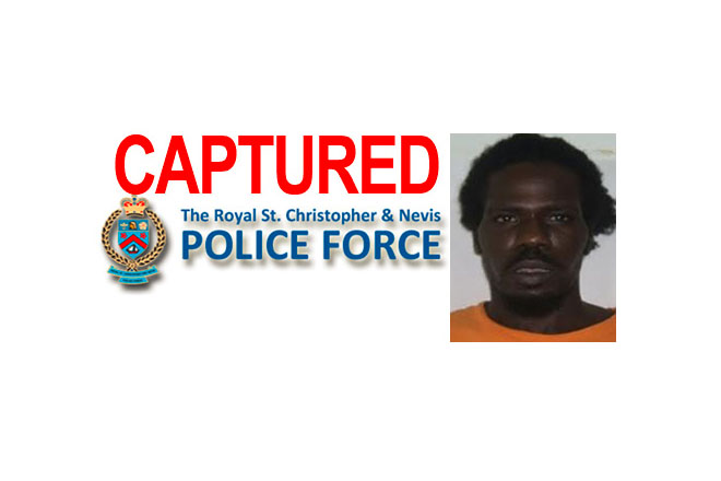 Detainee Missing While Wanted Man Captured