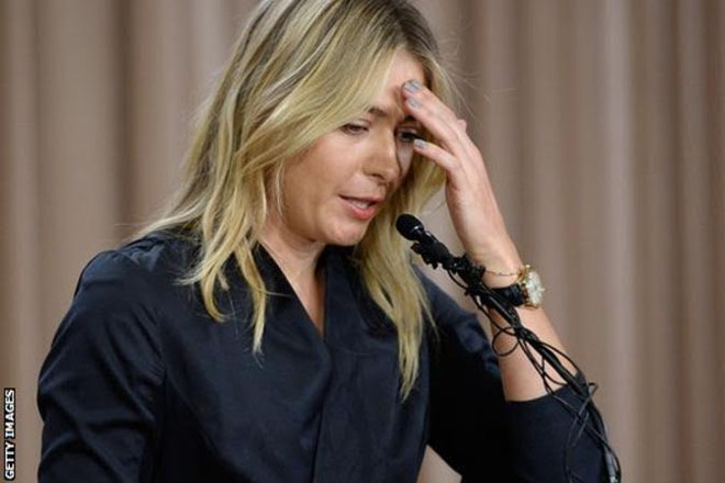 Maria Sharapova ban a 'powerful' message, says Judy Murray