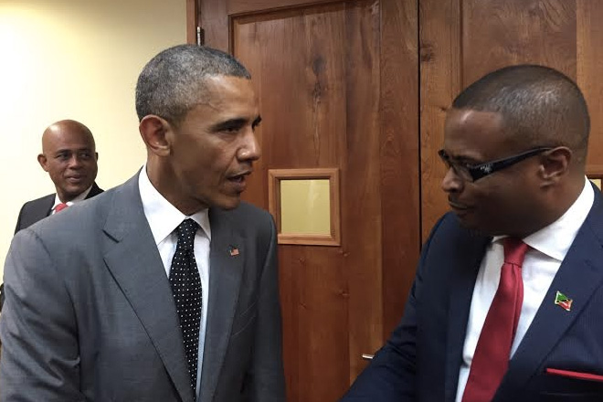 Brantley Says Meeting With Obama was Successful