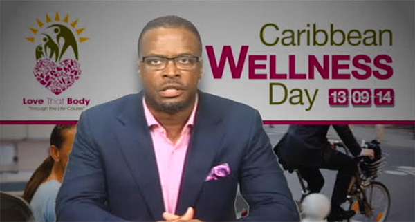 Nevis Health Minister's address for Caribbean Wellness Day 2014