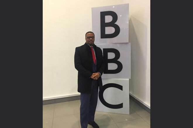 Foreign Minister Brantley champions SKN's green future to the BBC