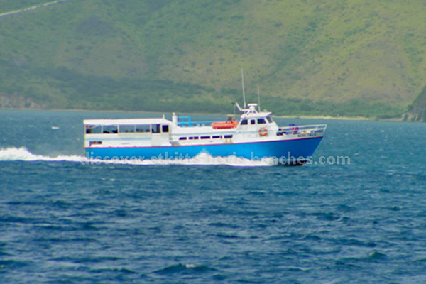 Nevis Culturama results in over 14,000 passenger movements to Charlestown