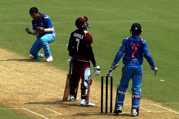 West Indies crash to embarrassing defeat against India A