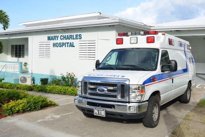 EMS plays an important role in health care, says Minister Phipps