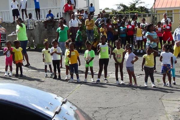 Maude Cross Prep hosts annual Cross Country Runs