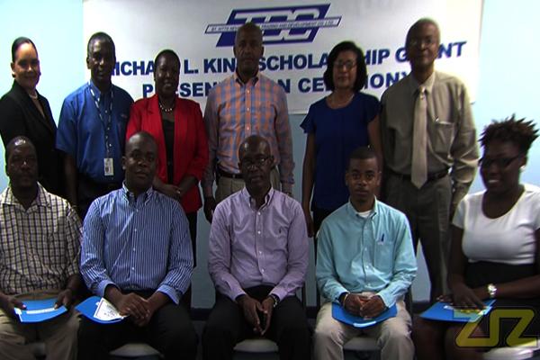 MLK Scholarships Presented