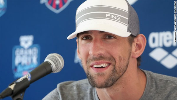 Michael Phelps suspended by USA Swimming for six months