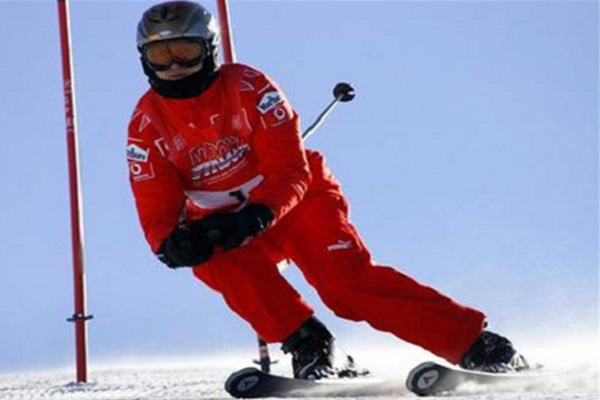 Former F1 driver Schumacher critical after skiing accident
