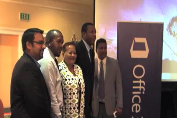 Microsoft 365 Launched In St.Kitts