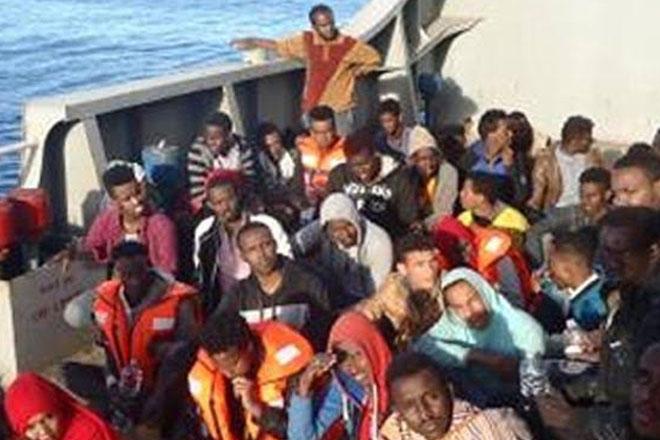 Migrant crisis: Hundreds dead after capsize, say survivors