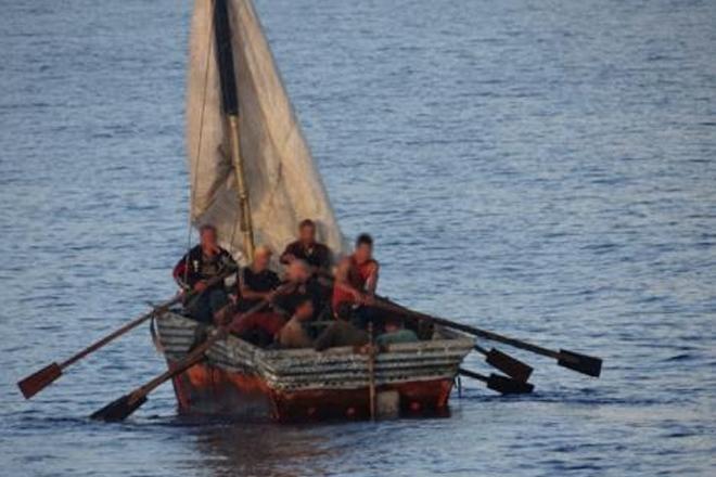 US Coast Guard repatriates 97 Cuban migrants