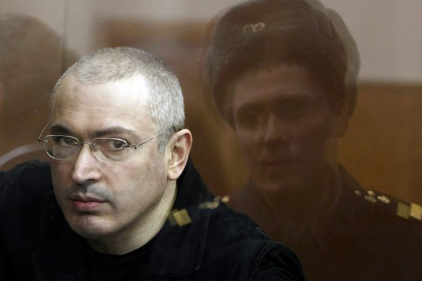 Putin 'to pardon' jailed former oil tycoon Khodorkovsky