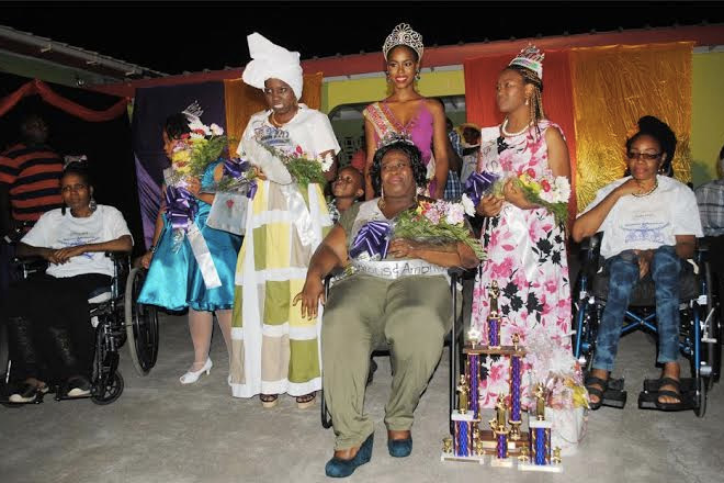 PEP participant Sharon Dasent is first Miss Prestigious and Ambitious Pageant winner