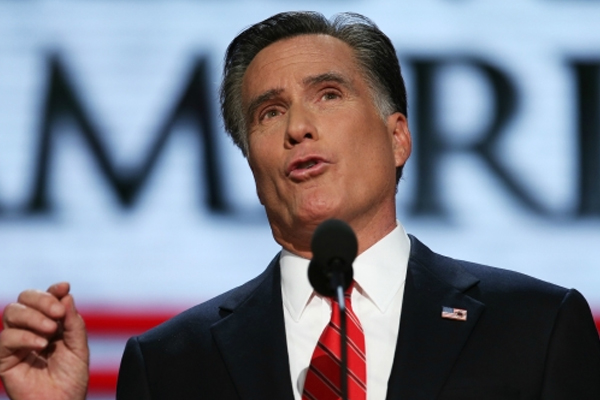 Romney, mulling 2016 run, blasts Clinton and Obama