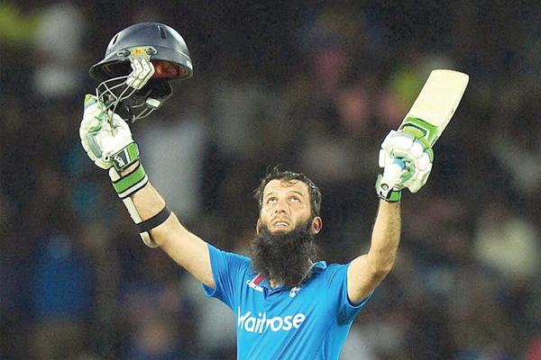 Sri Lanka hold on despite Moeen and Bopara