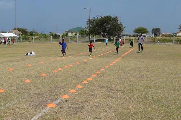 Montesorri hosts Annual Sports meet