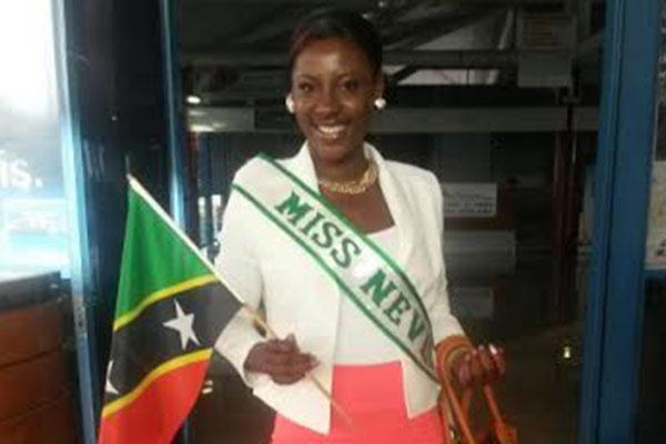 Miss Culture 2013 to represent Nevis in St. Maarten this weekend