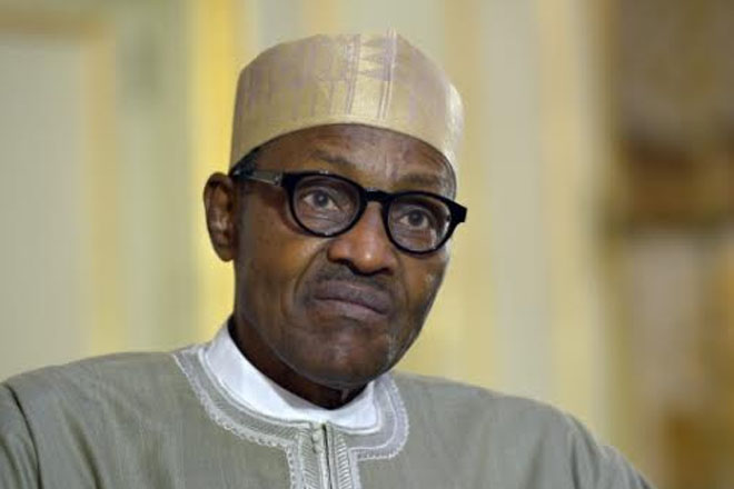 Nigeria's president warns the corrupt: 'No longer business as usual'