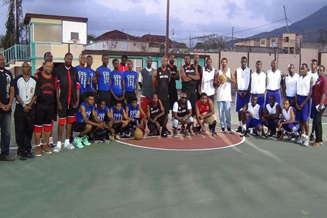 Local Basketball League for 2015 Underway