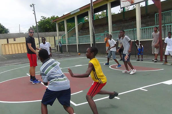 NABA Hosts Annual Summer Camp
