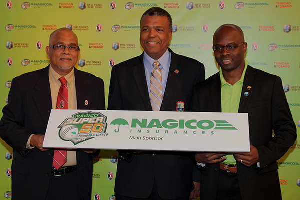 NAGICO Super50 Cricket Tournament officially launched