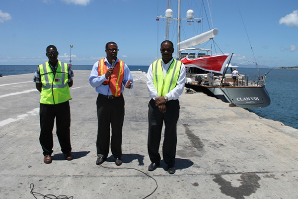 Nevis Air and Seaport Authority pilots refueling initiative