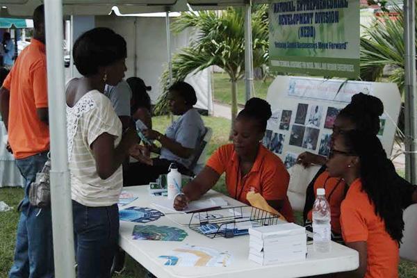 Small Business stimulator showcased as SME Fair