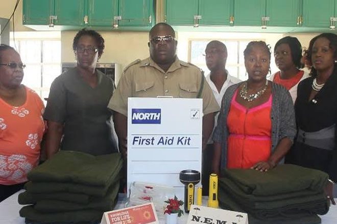 NEMA Helps with Disaster Management Plans