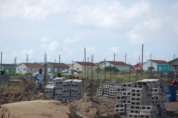 Construction of 1,000 new homes will expand home ownership, says PM Douglas