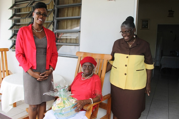 NIPA and Nevis Financial Services Dept. honour elders