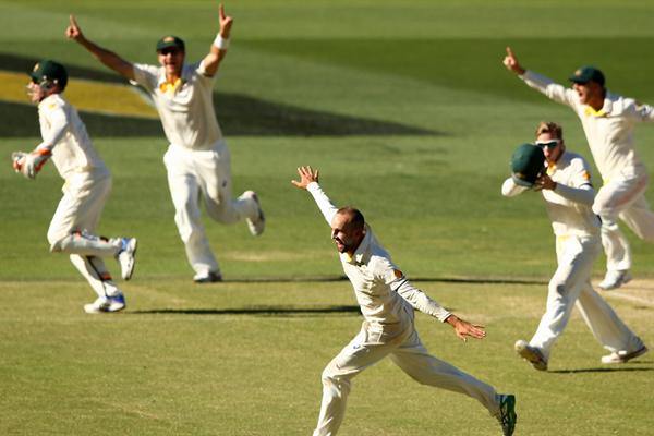 Lyon scripts incredible Australian win