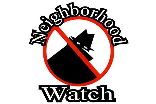 Conaree neighborhood group on watch