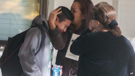 Nevada student kills teacher in deadly school shooting
