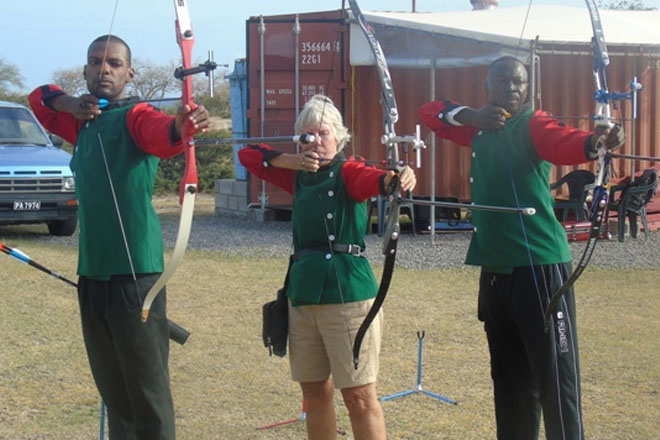Archers to Represent Federation in Big Event