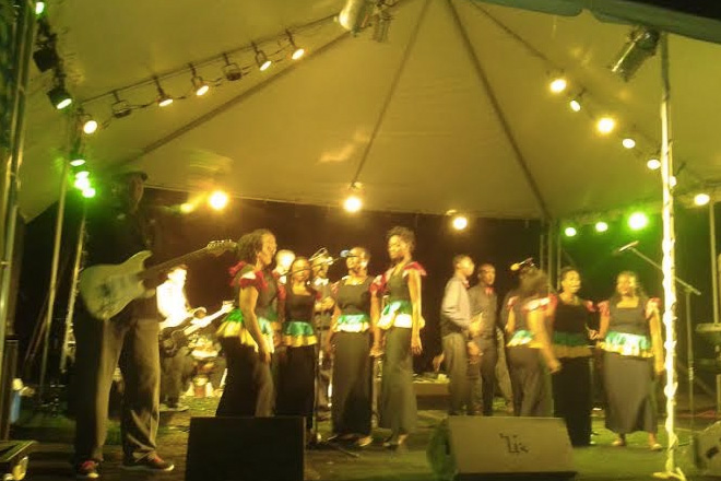 First Ever Nevis Blues festival… A Hit