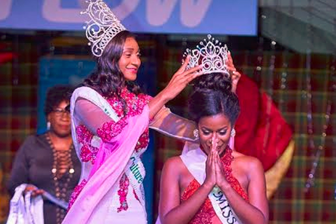 Khyla Brown crowned Flow Miss Caribbean Culture Queen 2016