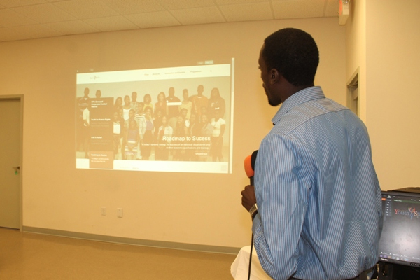 Department of Youth and Sports launches website