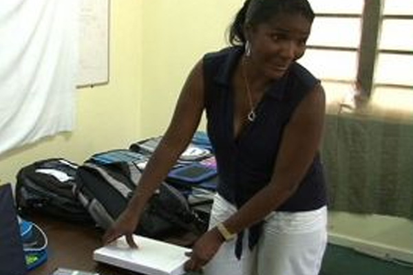 Nevis' Department of Education Receives School Supplies to Advance Education on the Island