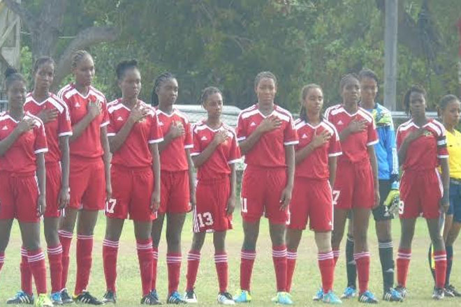 Trinidad and Tobago and St. Kitts-Nevis make it 2 and 0