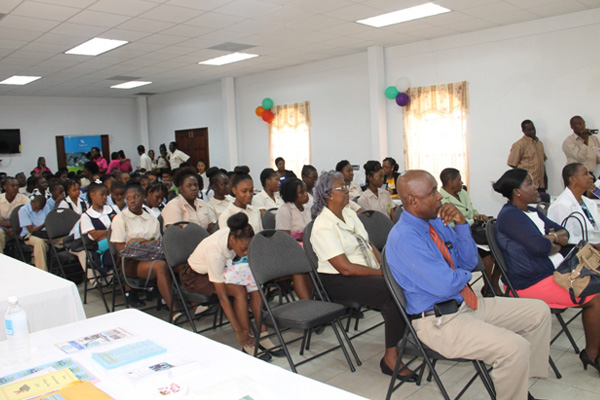 Nevis Public Library holds 8th annual International College Fair