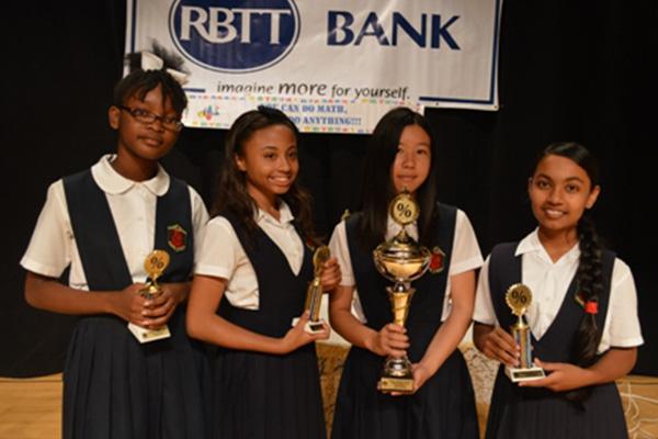 Nevis' Education Department hosts first Math Bowl