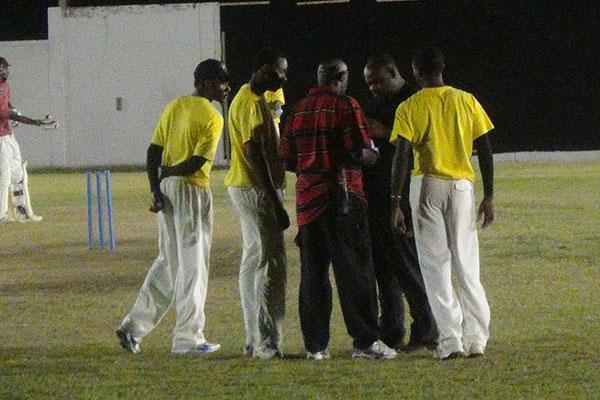 Nevis Franchise Tournament underway