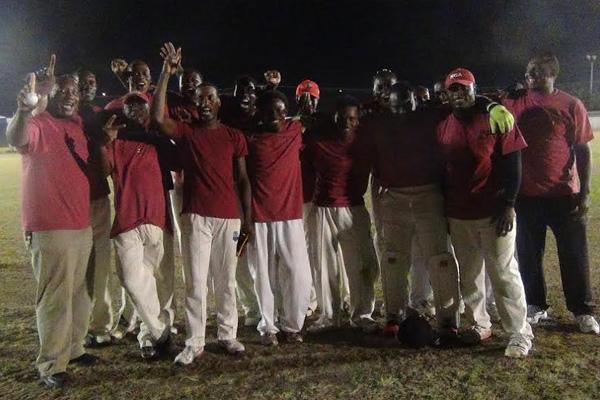 Bath Hotel Blazers– Champions of Inaugural NPL Cup