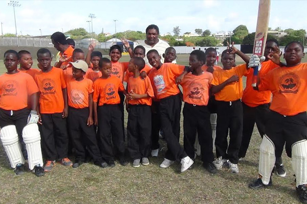 Charlestown Primary are the 2014 Primary School Cricket Champs