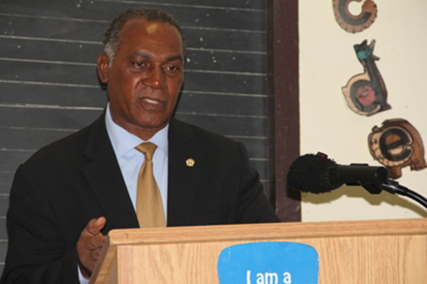 Nevis Education Minister troubled by Federation's decline in level of excellence in literacy
