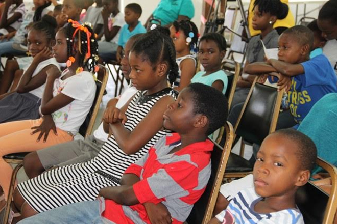 Healthcare official commends Nevis Public Library for mosquito awareness programme
