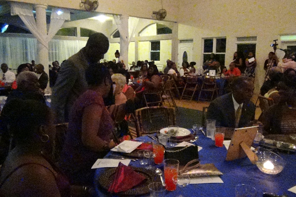 Nevis Renal Society holds 2nd Annual Awards Gala Event