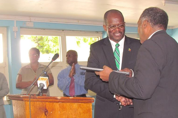 Nevisians access millions of dollars for housing, education and entrepreneurship, says Nevis Representative in Federal Government Patrice Nisbett